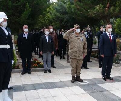 Kilis'te, 10 Nisan Polis Haftası kutlandı