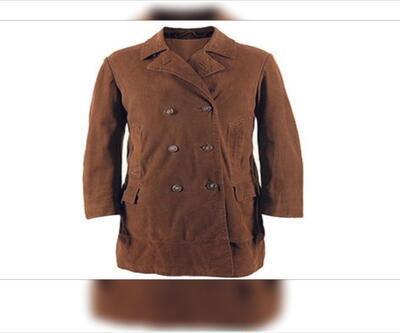 Atatürk'ün ceketi müzayedede