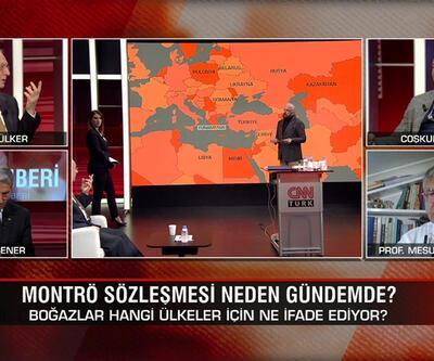 Karadeniz'de savaş çanları mı? Montrö Sözleşmesi neden gündemde? Kanal İstanbul, Montrö'yü nasıl etkiler? Akıl Çemberi'nde değerlendirildi