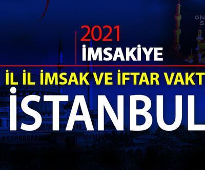 İstanbul imsakiye saatleri