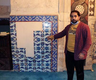 Adana'da 19 yıl önce soyulan caminin çinileri, Londra'da müzayededen çıktı