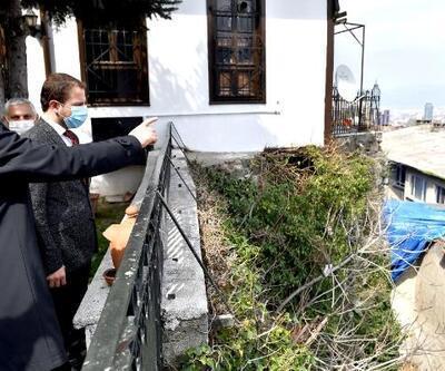 Osmangazi Belediye Başkanı Dündar, Kavaklı'da incelemelerde bulundu