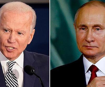 ABD Başkanı Biden Putin'le görüştü