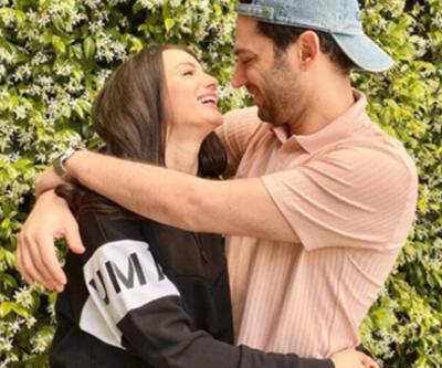 Iman Elbani'den Murat Yıldırım'a romantik doğum günü kutlaması