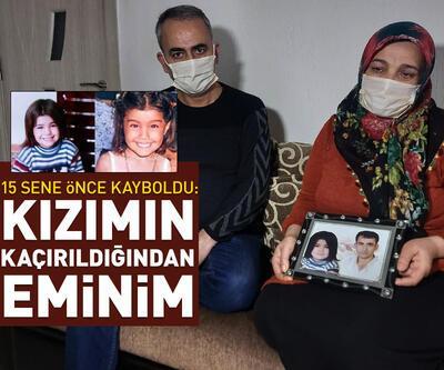 15 sene önce kaybolan kızlarını arıyorlar