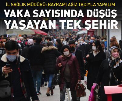 Karadeniz'de vaka sayısında tek düşüş Samsun'da
