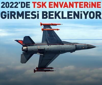 2022'de TSK'nın envantere girmesi bekleniyor