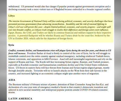ABD raporunda Türkiye ayrıntısı