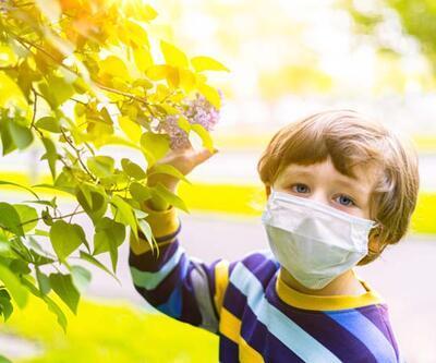 Çocuklarda egzama alevlenmeleri polen mevsiminde artış gösterebilir