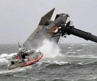 ABD'de tekne alabora oldu: 12 kayıp