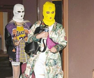 Kar maskeli koronavirüs partisi!