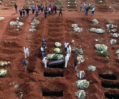 Bilim insanları açıkladı: Brezilya'daki ölümcül P1 varyantı da mutasyona uğradı