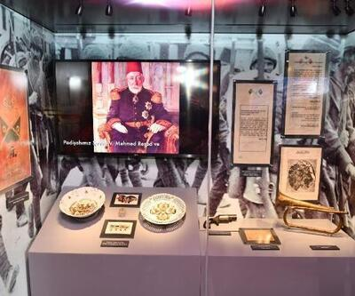 Çanakkale Savaşları Mobil Müzesi Isparta'da