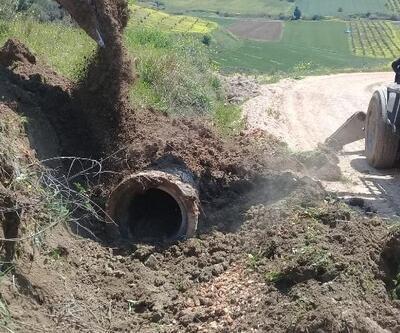 Hatay Büyükşehir ekipleri 15 ilçede aralıksız çalışıyor