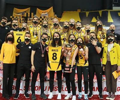 Son dakika... Vakıfbank Sultanlar Ligi'nde 12. kez şampiyon