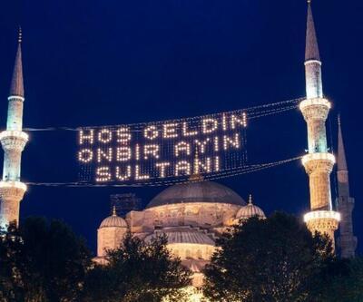 İstanbul iftar vakti 17 Nisan 2021! İstanbul iftar saati kaçta? İstanbul akşam ezanı kaçta okunacak? 2021 Ramazan imsakiyesi!