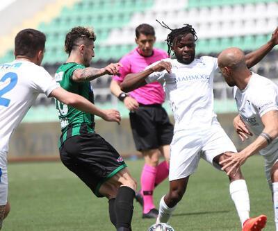Denizlispor - BB Erzurumspor: 2-3