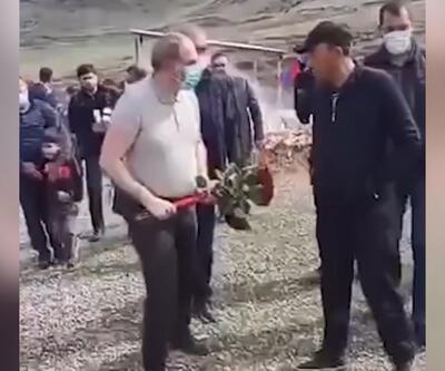 Paşinyan'a asker yakınından tepki