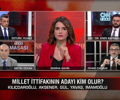 Millet İttifakı'nın adayı kim olur? Kılıçdaroğlu risk mi alıyor?HDP'de iktidar savaşı mı? CNN TÜRK Masası'nda tartışıldı