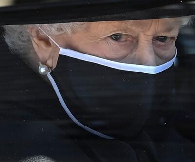 Prens Philip'in cenazesinde dikkat çeken 'çanta' detayı