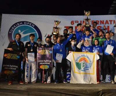 Tuzla Belediyesi sporcuları, Antalya'dan 24 madalyayla döndü