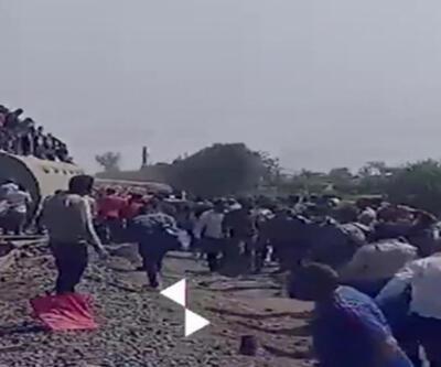 Son dakika... Mısır'da tren kazası: 100'den fazla kişi yaralandı
