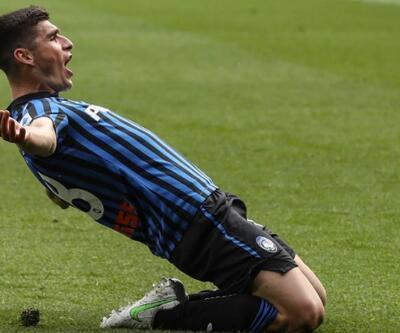 Atalanta 20 yıl sonra Juventus'u yendi