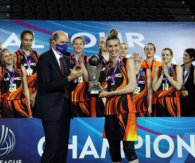 Ekaterinburg şampiyon oldu