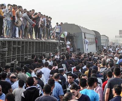 Mısır'da tren kazası: 11 ölü, 98 yaralı