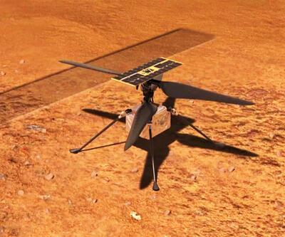 NASA Mars'ta ilk kez helikopter uçuracak