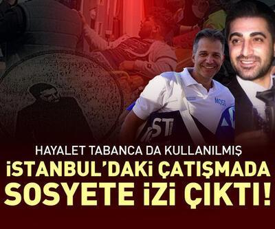 İstanbul'un göbeğindeki çatışma sosyeteye uzandı