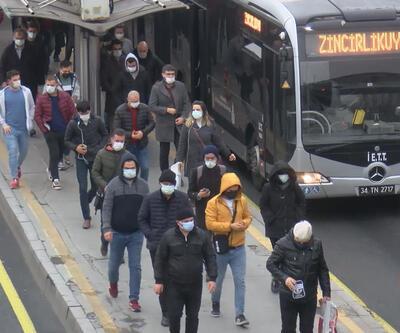 Toplu taşımada yoğunluk isyanı