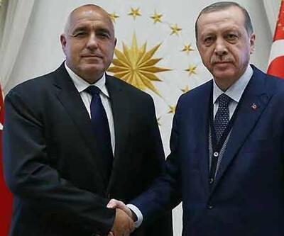 Erdoğan'dan Borisov'a tebrik telefonu