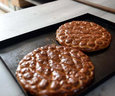 Tokat çöreği Ramazan sofralarını süslüyor