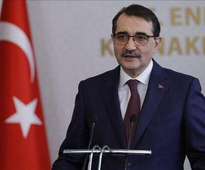 Bakan Dönmez'den petrol ve doğalgaz açıklaması