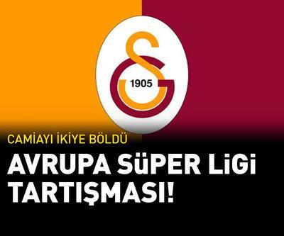 Avrupa Süper Ligi Galatasaray'ı ikiye böldü!