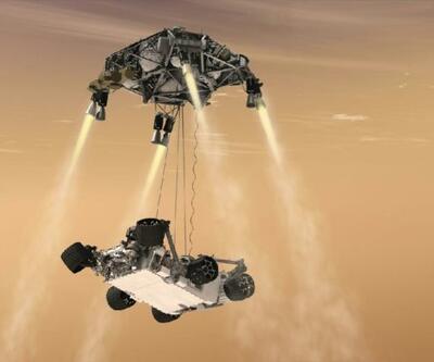 Mars helikopteri beklentileri aştı