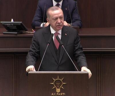 Erdoğan'dan net mesajlar!