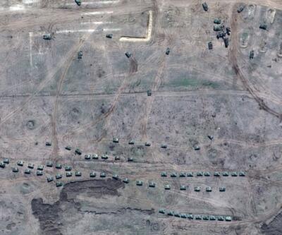 Rusya sınıra asker ve uçak yığıyor