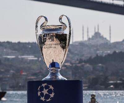 Şampiyonlar Ligi Kupası İstanbul Boğazı'nda
