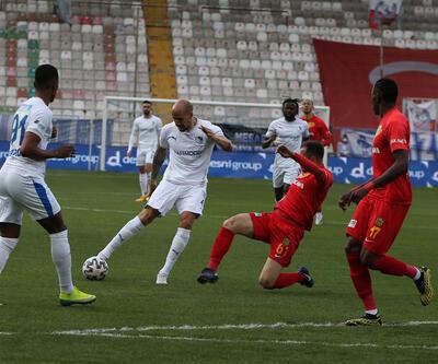 Erzurumspor 90+6'da Obertan'la kazandı