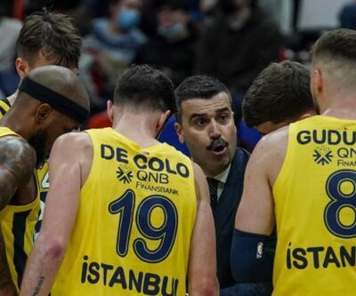 Fenerbahçe ilk maçta CSKA'ya yenildi