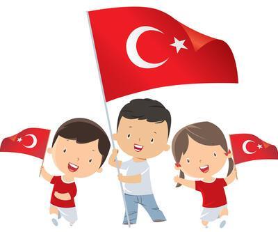 23 Nisan mesajı kısa   Resimli 23 Nisan mesajları 2021, Atatürk'ün sözleri ve anlamlı 23 Nisan resmi