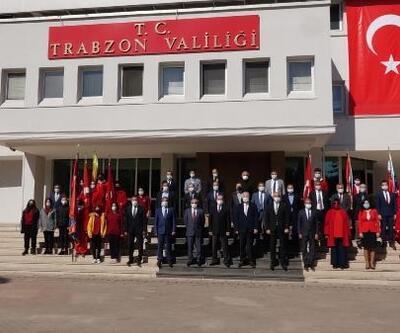 Trabzon'da, 23 Nisan Ulusal Egemenlik ve Çocuk Bayramı kutlandı