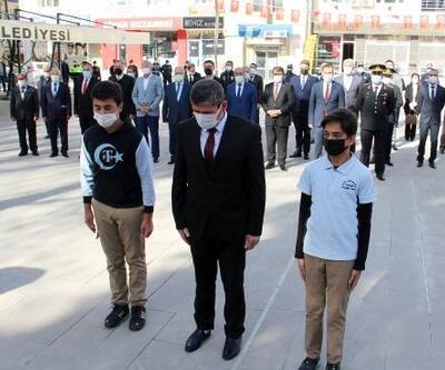 Dinar'da 23 Nisan kutlaması