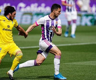 Valladolid - Cadiz: 1-1