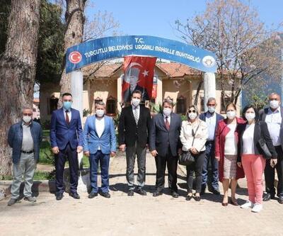 Manisa Büyükşehir heyetinden 3 mahalleye ziyaret
