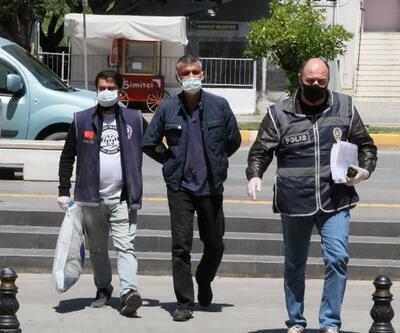 Hırsızlık şüphelisi kardeşler yakalandı