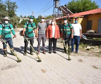 Ceyhan Belediyesi'nden Yeşildam'da hizmet seferberliği