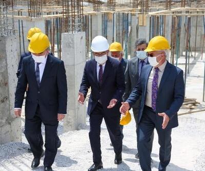 Meram'a yeni Aile sağlığı merkezinin yapımı devam ediyor